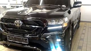 Тюнинг Toyota Landcruiser 200 KHANN