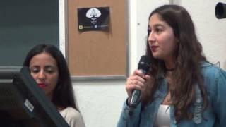 Abla Sidi Baba et Judy Al Baba - Mobilités entrantes (Maroc et Liban) - 2015/2017