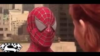 Homem aranha - Irineu você não sabe nem eu.