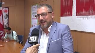 CROTONE VERTENZA ROMANO CGIL INCONTRA I SINDACI