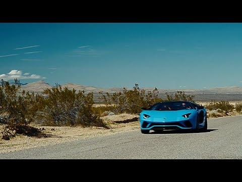 Experience Aventador S Roadster #1: Defying Sound