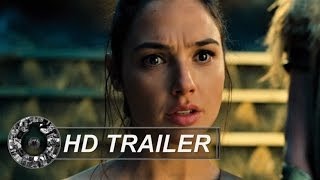 MULHER MARAVILHA | Trailer Final (2017) Legendado HD
