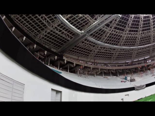 video coliseo centenario
