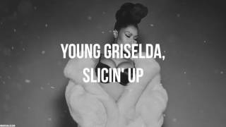 Nicki Minaj - Like A Star (Verse - Lyric Video) [Explicit Version]