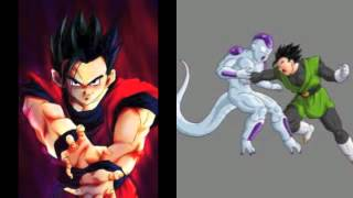 Mysic Gohan VS Frieza Theme (Fusion Mix)