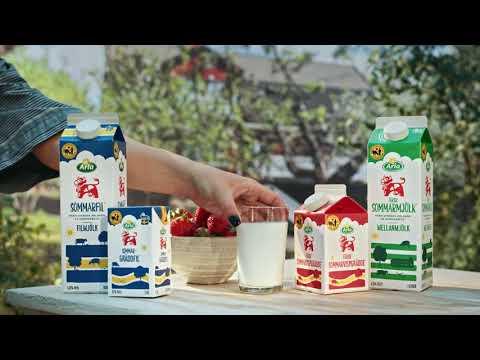 Sommarmjölk | Arla Ko