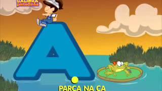 O Sapo não lava o pé   DVD Galinha Pintadinha   Desenho Infantil   YouTube