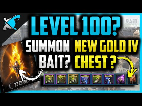 Player Level 100?..2x Summon Bait?..Improved Gold IV Chest? | Patch 1.15 News | RAID: Shadow Legends