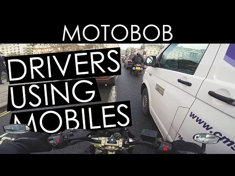 How Many Drivers Use Their Mobile Phones While They Drive?