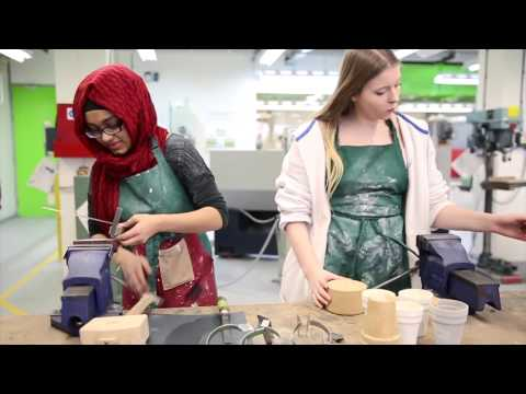 Kingston University - Project Hollow with John Lewis