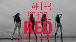 After School RED (애프터스쿨 RED) - 밤하늘에 (In the Night Sky)  MV (Teaser)