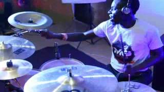MIGHTY STROKES DRUM COVER I Know Who I am JEEZ
