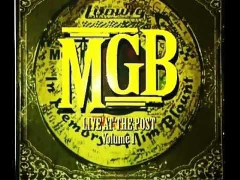 """MGB Band """"I Got A Line On You"""""""