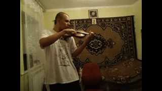 Dance of the Death violin intro (Iron Maiden)