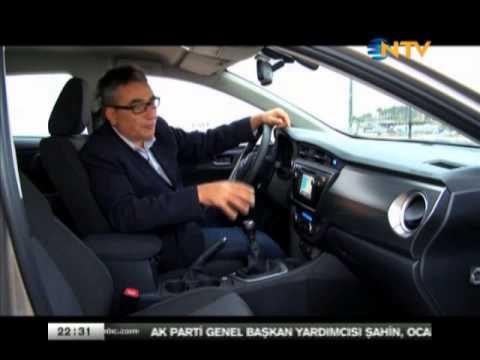 2013 Auris Testi (Saffetin Garajı - NTV)