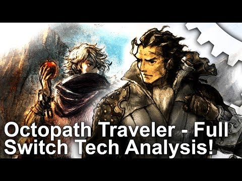 Octopath Traveler on Switch - The 16-bit JRPG Revived on Fortnite Engine