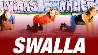 Jason Derulo - SWALLA | Choreography by Nadia Rash