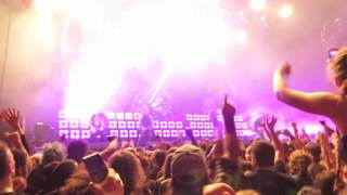 korn - falling away from me @ campo pequeno 2017-03-15