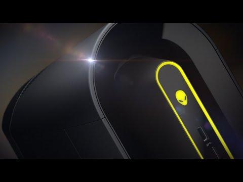 Alienware Aurora Ryzen Edition Desktop Product Video (2020)