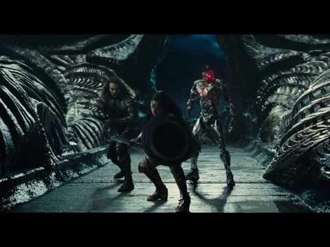 cebas youtube presents Justice League trailer 2