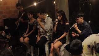Từ Ngày Em Đến - Da LaB - Glee Ams live cover