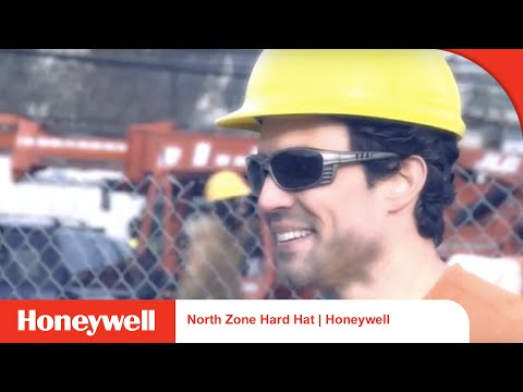 North Zone Hard Hat | Honeywell