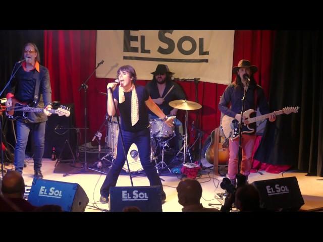 Video de Guillermo Rayo en la sala Sol.