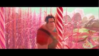 Wreck-It Ralph || Good Time - Owl City & Carly Rae Jepsen [HD]