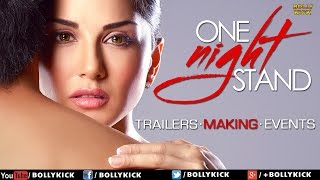 One Night Stand | Sunny Leone | Tanuj Virwani | Making | Events width=