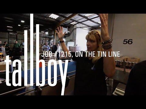Job #1215 On The Tin Line