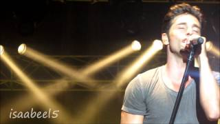 David Bustamante - Saber Perder (Santurtzi 16.07.2012)