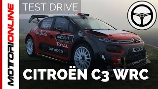 Citroën C3 WRC | Pilot Experience