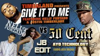 Timbaland feat. Nelly Furtado & JT vs 50 Cent - Give Technology To Me