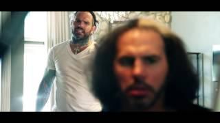 Director's Cut: Firma de contrato entre Jeff Hardy y Matt Hardy