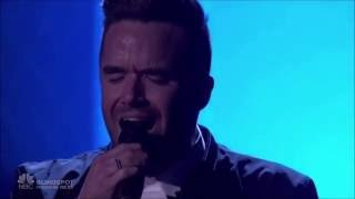 "The Finale | Brian Justin Crum EMOTIONAL ""Creep""  