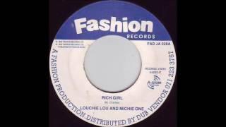 Louchie Lou,Michie One -  Rich Girl (INSTRUMENTAL) Fever Pitch Riddim
