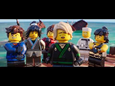 "La LEGO® Ninjago Película - Spot ""En la Gran Pantalla"" Castellano HD"