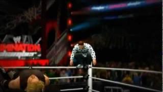 WWE '12 Shadow Ask titantron 2012