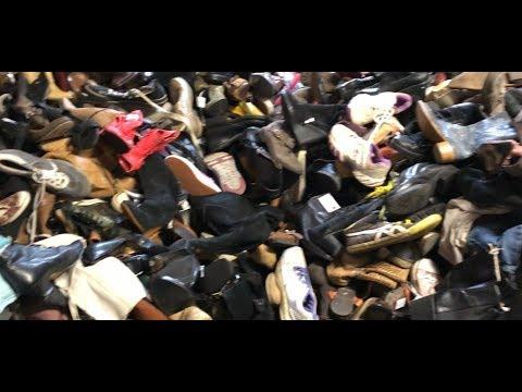 У меня Шок от увиденного!!! Горы обуви и одежды. Итоги конкурса. Антиквариат Винтаж Фарфор photo