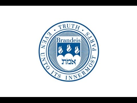 Brandeis University's Video Benediction