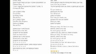don omar danza kuduro lyrics english spanish