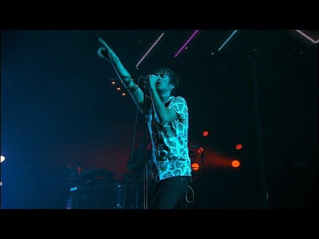 """Video en directo de Vetusta Morla cantando """"Saharabbey Road"""" en el WiZink de Madrid"""