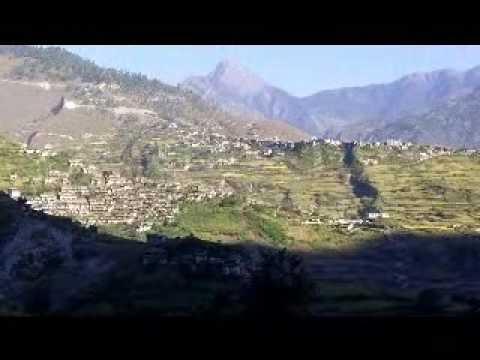 Chekheli Pass Great Himalaya Trail Nepal