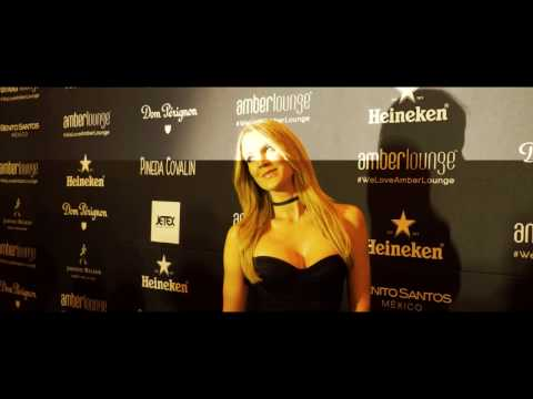 Amber Lounge Mexico City 2016 HD