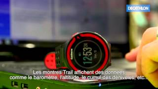 Decathlon Montre GPS