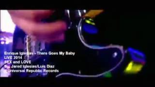 Enrique Iglesias  There Goes My Baby Live width=