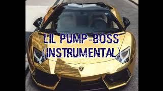 Lil Pump-Boss (instrumental)