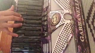 Cortinas guindas - acordeon de teclas (instruccional)