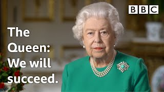 The Queen's Coronavirus broadcast: 'We will meet again' - BBC