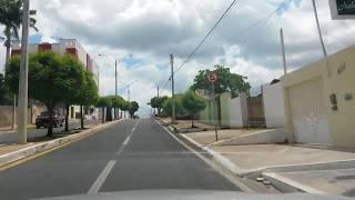 Viagem ao Nordeste - Piauí 2017 - Parte 27 - entrando pelo portal de Pedro II (PI)